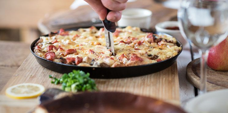 pizza kartoflisko